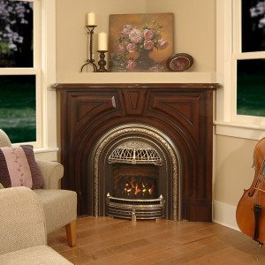 Town Country Arch Sutter Home Hearth